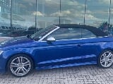 Photo Audi s3 cabriolet stronic 2015