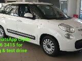 Photo 2018 Fiat 500L 1.4 easy only 31000 kms