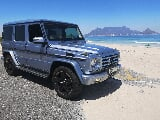 Photo 2014 Mercedes-Benz G 350 BlueTEC 7G-Tronic