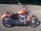 Photo 1996 (2007 Reg) Harley Davidson XL1200...