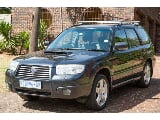 Photo Subaru Forester 2.5 xt at