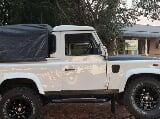 Photo Land Rover Defender 90 2.2D Le S/C 2012