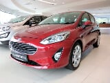 Photo 2020 Ford Fiesta 1.0 Ecoboost Titanium 5 Door Auto