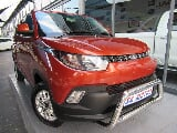 Photo 2016 Mahindra KUV100 K8 petrol