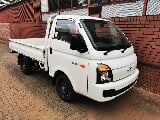 Photo White Hyundai H100 Bakkie 2.6D Deck A/C with...