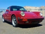Photo 1986 porsche 911 targa