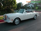Photo Rolls Royce Corniche Convertible