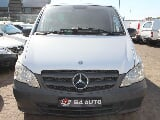 Photo 2011 Mercedes-Benz Vito 113 Cdi Panel Van