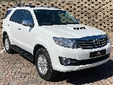 Photo 2015 Toyota Fortuner 3.0 D-4D 4x4 for sale!
