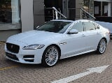 Photo White Jaguar XF 2.0 i4 R-Sport with 28780km...