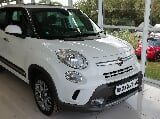 Photo White Fiat 500L 1.4 TJet Trekking with 40505km...
