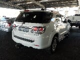 Photo 2011 Toyota Fortuner 3.0 D-4D 4x4