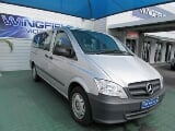 Photo 2013 Mercedes-Benz Vito 116 CDI Crew Bus,...