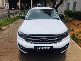 Photo 2020 Ford Everest 2.2 Tdci Xls At
