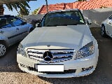 Photo 2010 Mercedes-Benz C 200K Classic Avant Garde