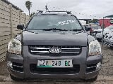 Photo 2005 Kia Sportage 2.0 CRDi 4x4 for sale!
