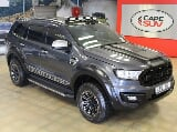 Photo 2016 ford everest 3.2 tdci limited auto raptor...