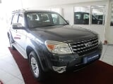 Photo 2012 ford everest suv
