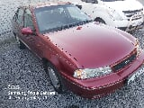 Photo 1998 Daewoo {derivative}, Burgundy with 89000km...