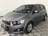 Photo 2012 Chevrolet Sonic hatch 1.6 LS for sale