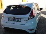 Photo Ford Fiesta 5 door 1.4 Ambiente 2016