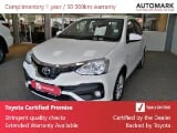 Photo 2020 Toyota Etios hatch 1.5 Xs (Used)