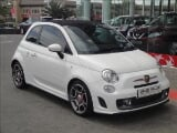Photo 2016 Abarth 500 1.4T Cabriolet (Used)