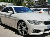 Photo 2016 BMW 435i Gran Coupe M Sport Steptronic