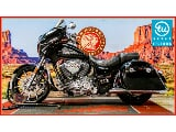 Photo 2014 Indian Chieftain 111 Ci Demo-Thunder Black...
