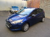 Photo 2015 Ford Fiesta 1.4 Ambiente, Blue with...