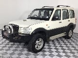 Photo 2007 Mahindra Scorpio 2.6 Crde GLX 4x4