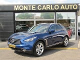 Photo 2015 Infiniti QX70 3.0D S, Blue with 49000km...