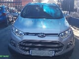 Photo Ford Econovan EcoSport EcoBoost