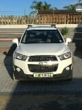 Photo 2012 Chevrolet Captiva SUV