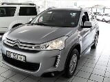 Photo 2014 Citroen C4 Aircross 1.6 HDi 4x2 Seduction,...