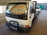 Photo 2001 nissan cabstar 20 f/c /