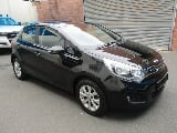 Photo 2012 Kia Rio 1.4 5-door, Black with 73000km...