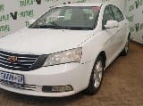Photo Geely Emgrand 7 1.8 GL Luxury 2005
