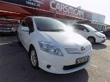 Photo 2010 Toyota Auris 1.6 Xi, white with 107000km...