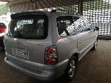 Photo 2006 hyundai trajet 7 seater sun roof r 59995