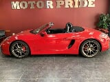 Photo Porsche Boxster GTS auto 2015