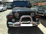 Photo 2005 Chrysler Jeep Wrangler