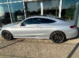 Photo Mercedes Benz C Class C200 coupe AMG Line auto...
