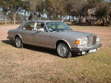 Photo 1984 rolls royce silver spirit special in...