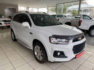 Chevrolet Captiva Western Cape Used Cars Trovit