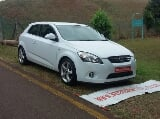 Photo Kia Pro_Cee'd 2.0 Sport, White with 125000km,...