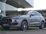 Photo Maserati - Demo 2018 Levante Diesel