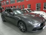Photo Grey Maserati with 27000km available now!