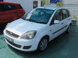 Photo 2007 Ford Fiesta 1.6i Ambiente Auto 5 Door