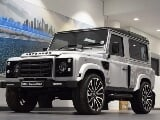 Photo 2012 Land Rover Defender Puma 90 Multi-Purpose S